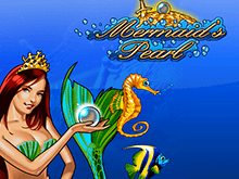 В клубе автомат Mermaid's Pearl