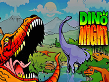 Онлайн эмулятор Dino Might