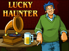 В клубе автоматы Lucky Haunter
