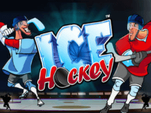 Азартная игра Ice Hockey