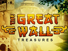 Онлайн автомат The Great Wall Treasure от EvoPlay
