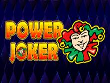 Игровой автомат Power Joker от Novomatic
