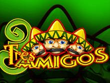 Онлайн автомат Три Амиго от Playtech